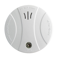 Wireless smoke detector PW-510SW
