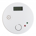 LCD display carbon monoxide detector